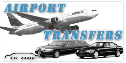 New York Airport Transfers and airport shuttles