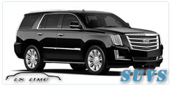New York SUV for hire