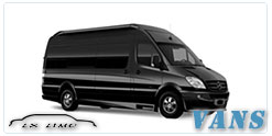 New York Luxury Van service