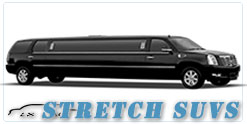 Wedding limousine in New York, NY