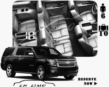 SUV for the airport transfer in New York