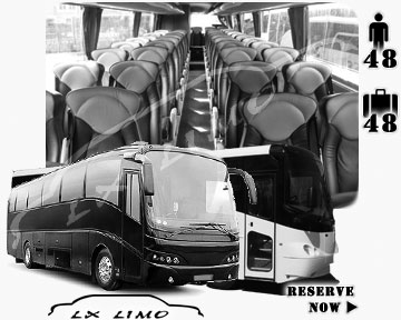 New York coach Bus for rental | New York coachbus for hire