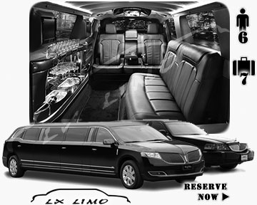 New York Town Car Limo rental