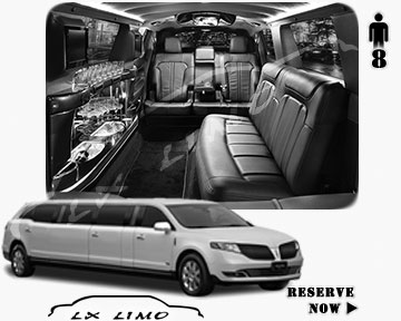 Stretch Limo for hire in New York