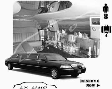 Limo from New York airport