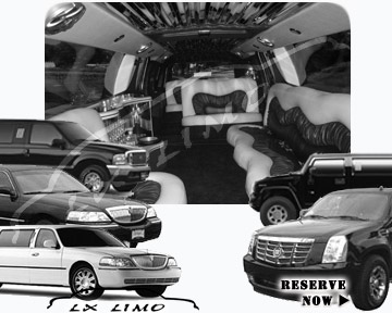 New York Stretch Limos for rental