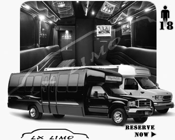 New York Party Bus party Bus | 18 passenger PartyBus in New York