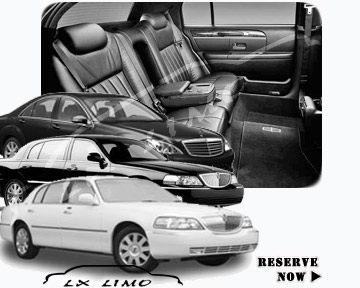 New York Sedan hire for wedding